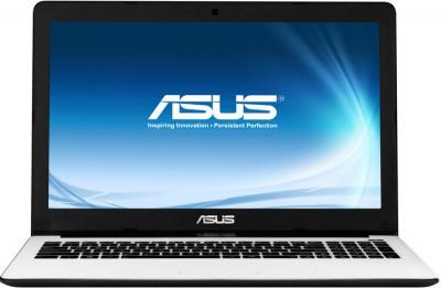 Ноутбук Asus X502CA (X502CA-XX037D) - фронтальный вид