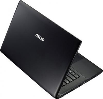 Ноутбук Asus X75VC (X75VC-TY021H) - вид сзади
