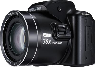 Компактный фотоаппарат Samsung WB2100 - общий вид