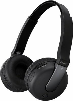 Наушники-гарнитура Sony DR-BTN200B (Black) - общий вид