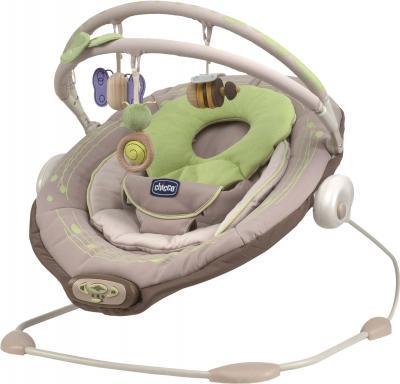 Качели для новорожденных Chicco Jolie Green - общий вид