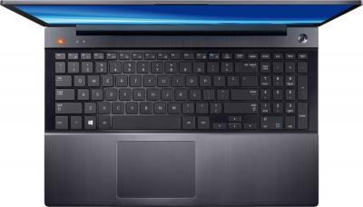 Ноутбук Samsung ATIV Book 8 (NP870Z5E-X01RU) - вид сверху