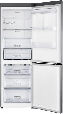 Холодильник с морозильником Samsung RB29FERMDSS/WT - с открытой дверью