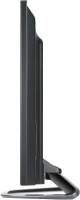 Телевизор LG 55LA620V - вид сбоку