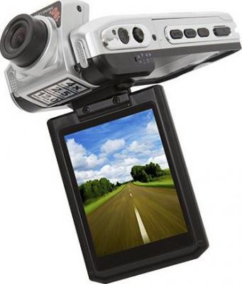 Автомобильный видеорегистратор GoClever DVR FULL HD PRO - дисплей