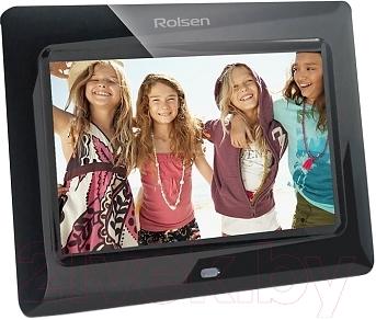 Цифровая фоторамка Rolsen RDF-750