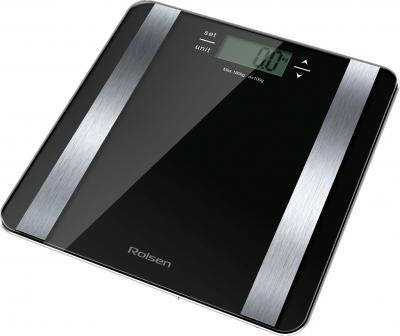 Напольные весы электронные Rolsen RSL1805 - общий вид