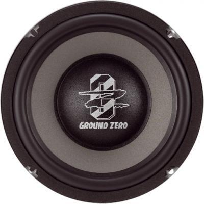 Головка сабвуфера Ground Zero Radioactive GZMW 200NEO - общий вид