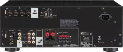 AV-ресивер Pioneer VSX-423-K - вид сзади