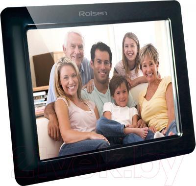 Цифровая фоторамка Rolsen RDF-850