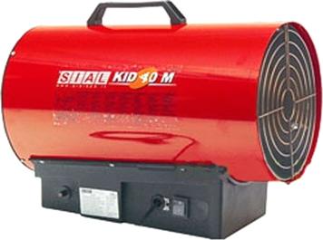 Тепловая пушка Munters KID 40 ME SIAL RED - общий вид