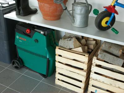 Садовый измельчитель Bosch AXT 25 D (0.600.803.100) - хранение