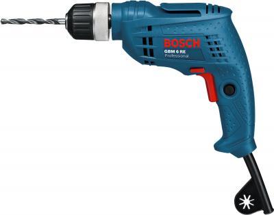 Профессиональная дрель Bosch GBM 6 RE Professional (0.601.472.600) - общий вид