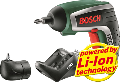Аккумуляторный шуруповерт Bosch IXO IV Medium Upgrade (0.603.981.021) - общий вид