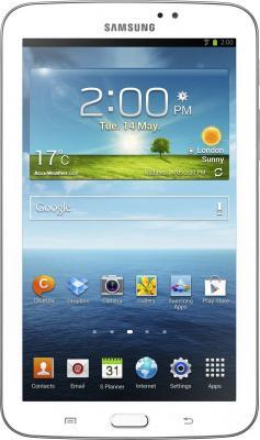 Планшет Samsung Galaxy Tab 3 7.0 8Gb White (SM-T210) - общий вид
