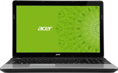 Ноутбук Acer Aspire E1-531G-20206G75Mnks (NX.M58EU.004) - фронтальный вид