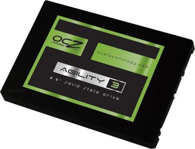 SSD диск OCZ Agility 3 480GB (AGT3-25SAT3-480G) - общий вид
