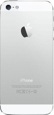 Смартфон Apple iPhone 5 (16Gb) White - задняя панель
