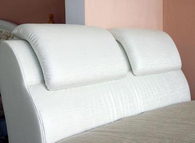 Двуспальная кровать Королевство сна K1377 (160х200 белая) - спинка