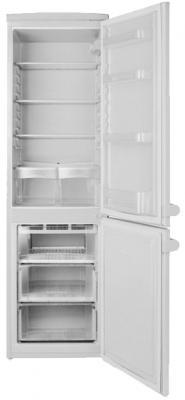 Холодильник с морозильником ЗиЛ ZLB 182 012 - с открытой дверью