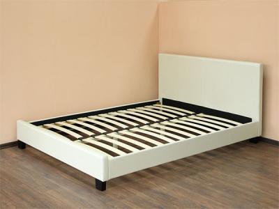 Полуторная кровать Королевство сна Nairobi F001S (140х200 жемчужная) - основание