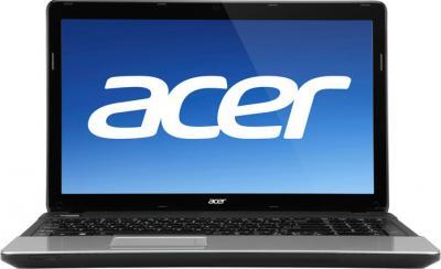 Ноутбук Acer Aspire E1-531G-10054G50Mnks (NX.M58EU.011) - фронтальный вид