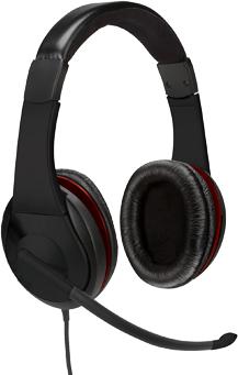 Наушники-гарнитура HP Premium Digital Headset (H2C25AA) - общий вид