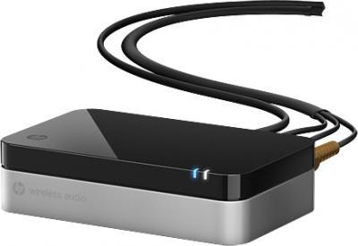 Портативная акустика HP Wireless Audio Kit (QF299AA) - общий вид