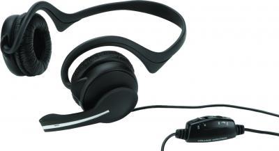 Наушники-гарнитура HP Digital Stereo Headset (VT501AA) - общий вид