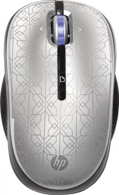Мышь HP 2.4G Wireless Optical Mouse (WE790AA) - общий вид