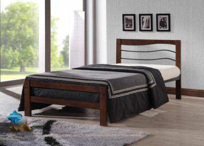 Односпальная кровать Королевство сна NV2057 (90х190 венге) - общий вид