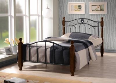 Односпальная кровать Королевство сна NV111 90x190 (венге) - общий вид