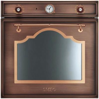 Электрический духовой шкаф Smeg SF750RA - общий вид