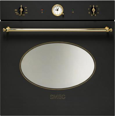 Электрический духовой шкаф Smeg SFP805A - общий вид