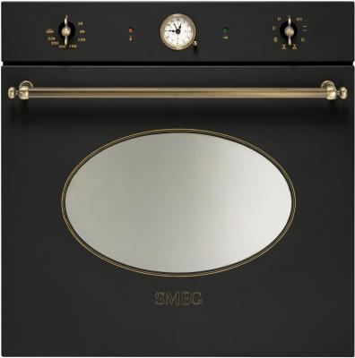 Электрический духовой шкаф Smeg SFP805AO - общий вид
