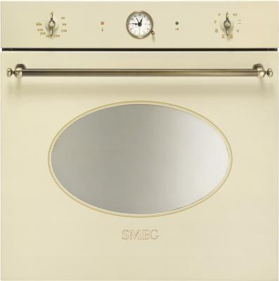 Электрический духовой шкаф Smeg SFP805PO - общий вид