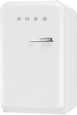 Холодильник с морозильником Smeg FAB10LB - общий вид