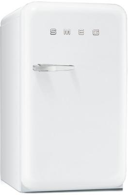 Холодильник с морозильником Smeg FAB10RB - общий вид