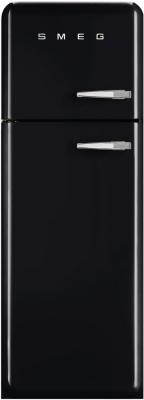 Холодильник с морозильником Smeg FAB30LNE1 - общий вид