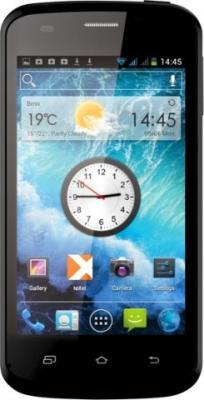 Смартфон TeXet X-point (TM-4077) - вид спереди