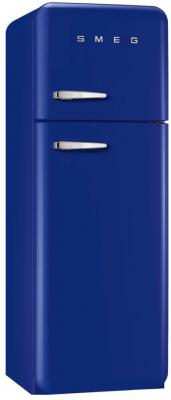Холодильник с морозильником Smeg FAB30RBL1 - общий вид
