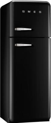 Холодильник с морозильником Smeg FAB30RNE1 - общий вид