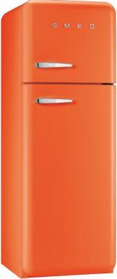 Холодильник с морозильником Smeg FAB30RO1 - общий вид