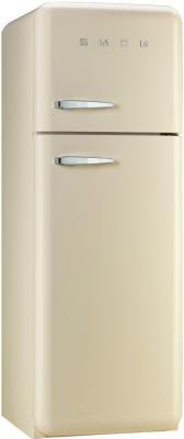 Холодильник с морозильником Smeg FAB30RP1 - общий вид