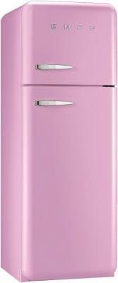 Холодильник с морозильником Smeg FAB30RRO1 - общий вид