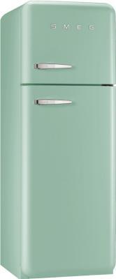 Холодильник с морозильником Smeg FAB30RV1 - общий вид