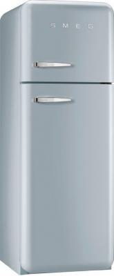Холодильник с морозильником Smeg FAB30RX - общий вид