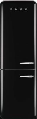 Холодильник с морозильником Smeg FAB32LNEN1 - общий вид