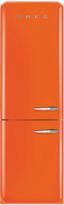 Холодильник с морозильником Smeg FAB32LON1 - общий вид