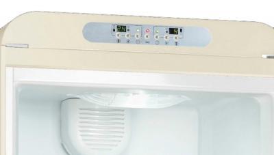 Холодильник с морозильником Smeg FAB32LP1 - панель управления